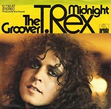 """7"""" T. Rex – The Groover // Germany 1973"""