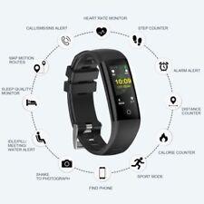 Sport Smartwatch Bluetooth Impermeable Reloj Inteligente Ritmo cardiaco Fitness