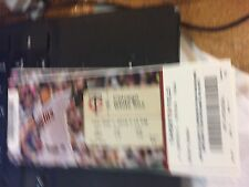 2016 MINNESOTA TWINS VS CHICAGO WHITE SOX TICKET STUB 9/1 BYRON BUXTON HR #4