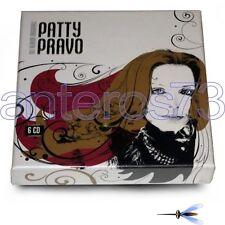 """PATTY PRAVO """"GLI ALBUM ORIGINALI"""" RARO BOX 6 CD FUORI CATALOGO - SIGILLATO"""