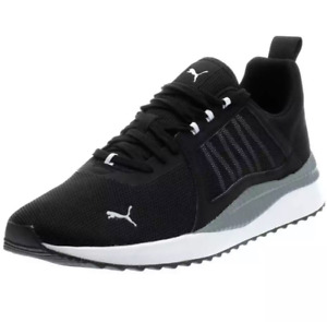 Puma Men's Pacer Net Cage SoftFoam Training Shoes Black 8.5, 9, 9.5, 10, 11 NEW