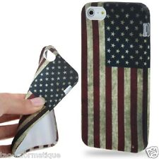 Case Flag IN TPU Rigid For IPHONE 5 And 5S