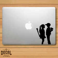 Banksy Children in Love Macbook Sticker / Macbook Decal / Cover / Skin
