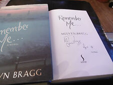 REMEMBER ME...BY MELVYN BRAGG-SIGNED COPY
