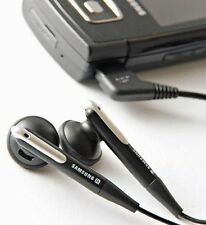 GENUINE SAMSUNG HANDSFREE OFFICIAL HEADPHONES EARPHONES FOR E250 E900 D900 Z720