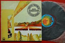 STEVIE WONDER INNERVISION 1973 TAMLA MOTOWN ITALIAN LP N/MINT