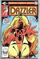Dazzler #8-1981 fn- Bill Sienkiewicz , Klaus Janson Enforcers