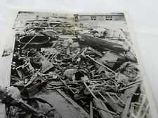 Berezina River BELARUS  GERMAN WW2 PRESS PHOTOGRAPH   AUTHENTIC ORIGINAL