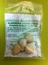 Almendra Quema Grasa - Original De Monterrey Mexico - Semilla Quema Grasa
