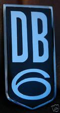 ASTON MARTIN DB6 SIDE BADGE NEW