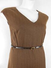 Knee Length Viscose Sheath Dresses for Women
