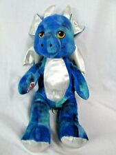 Build a Bear Workshop BABW Starbrights Blue Dragon Lights & Sound RARE RECALLED