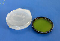 Kenko Bay II Y2 Yellow Lens Filter For Rolleiflex 3.5F, 3.5E TLR Cameras (a)