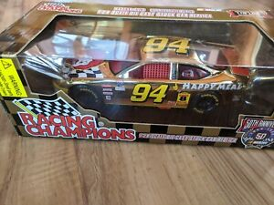 McDonald's Racing Champions 50th Anniversary 1/24 Scale Die-Cast Stock Car