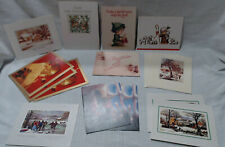 Lot 16 Vintage 1980s Christmas Cards; Plus Mark / American Greetings