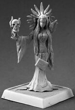 DIABOLIST - PATHFINDER REAPER miniature rpg jdr sorcier metal necromancer 60130
