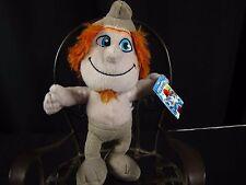 "THE SMURFS MOVIE 2 Stuffed Plush HACKUS 12"" Kelly Toy Dolls"