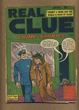 Real Clue Crime Stories v.5 #2 (GVG) Hillman Comics 1950 Golden Age (c#10722)