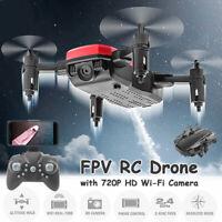 APP faltbare Quadrocopter RC Drohne WiFi FPV HD-Kamera Live-Video mit Kamera