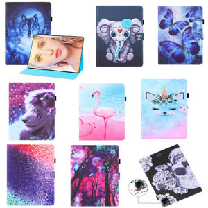 For Laser 7 8 10 inch Tablet Universal Painted Pattern Leather Stand Case Cover