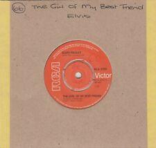Elvis Presley - Girl Of My Best Friend [The]