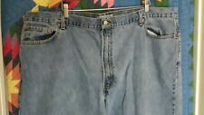 LEVI'S 550 RELAXED MEN'S 50 X 30 MEDIUM WASH