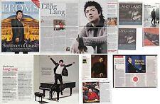 Lang Lang : Cuttings Collection -interviews-
