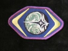 Serenity Firefly Lieutenant Rank Uniform Embroidered Patch NEW US Seller