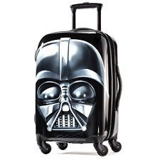 "Star Wars 21"" Darth Vader Spinner Carry-On Rolling Travel Luggage Kid Suitcase"