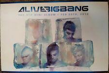 Korea Star Poster Big Bang - Alive Official Poster with Tube (POSTU077)
