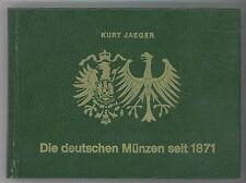 * JAEGER, Deutschen Münzen seit 1871, monnaies allemandes depuis 1871, 1970