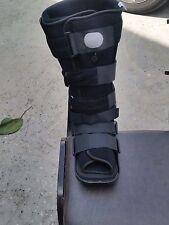 Maxtrax Orthopedic Inflatable Medium DJO LLC Ankle Foot Brace Walking Boot
