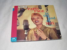 PATTI PAGE In the Land of Hi-Fi (1956) CD Verve EmArcy Pete Rugolo