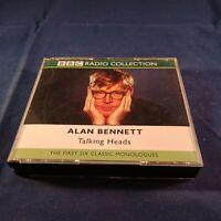 CD Allan Bennet Talking Heads BBC Radio Collection 3 CD'S