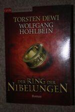 Wolfgang Hohlbein + Torsten Dewi DER RING DER NIBELUNGEN - faires Porto