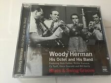 Woody Herman & His Orchestra Blues and Swing Groove 2007 CD  8427328622387