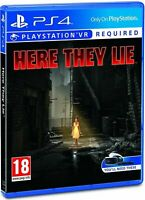 Here They Lie -  PS4 PSVR - Fast DIspatch