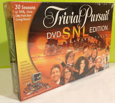 Trivial Pursuit SNL DVD Edition / New, sealed 2004 Parker Brothers / Hasbro