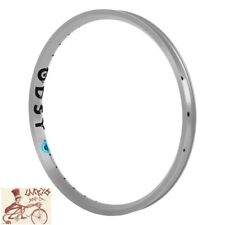 "ODYSSEY LITEHOUSE DOUBLE WALL 36H SILVER 20"" X 1.75"" BMX BICYCLE RIM"