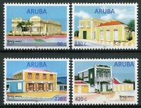 Aruba UPAEP Stamps 2020 MNH Architecture Buildings 4v Set
