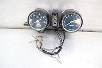 1974 Honda CB360 GAUGES METER SPEEDO TACH 37200-387-771  37250-369-008