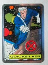 "1990's  X-MEN "" QUICKSILVER "" VENDING MACHINE PRISM CARD - ( KODAK )"