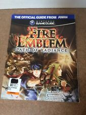 FIRE EMBLEM PATH OF RADIANCE NINTENDO POWER OFFICIAL STRATEGY GUIDE GAMECUBE