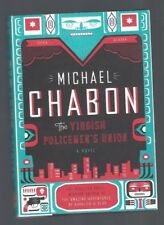 "MICHAEL CHABON - ""The Yiddish Policemen's Union"" (1st Edition dj 2007)"