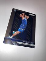 2018-19 panini prizm josh okogie Base Rookie Card Rc Twolves