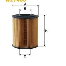 Filtro de aceite WIX 98018448 898018448Y 5650375 
