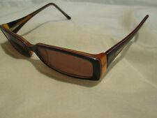 Oliver black / brown glasses frames. With case.