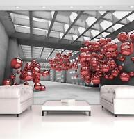 Vließ Fototapete Tapete Wandbild Korridor 3D 310063/_VEMVT