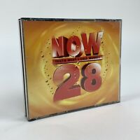 Now That's What I Call Music 28 2 CD Rare Fat Box 100% Complete Chart Hits VGC