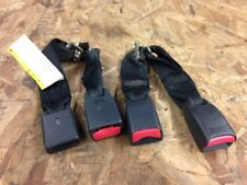 2005 subaru outback impreza rear seat belt buckle receiver set 2005-2009